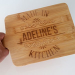 Rectangle Bamboo Serving Board