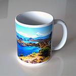 Photo Mug Back