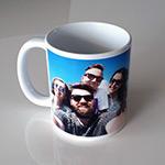 Photo Mug Front